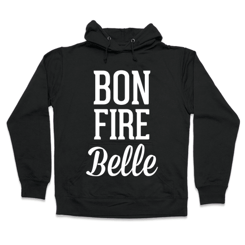 Bonfire Belle Hooded Sweatshirt