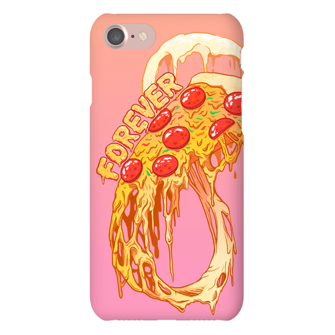 Pizza Infinity Symbol Phone Case
