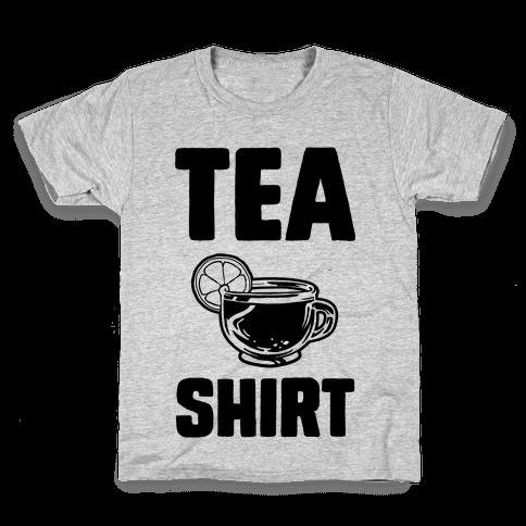 Tea Shirt Kids T-Shirt
