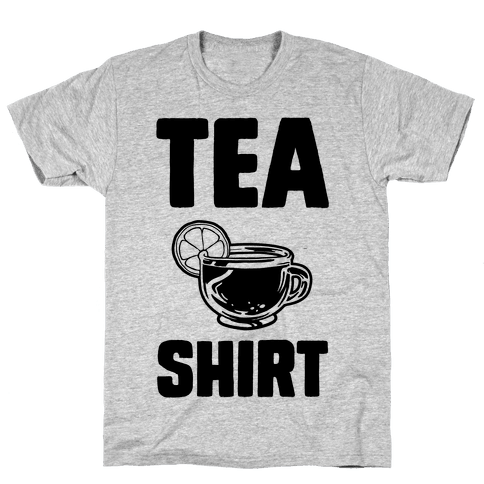 Tea Shirt Mens T-Shirt