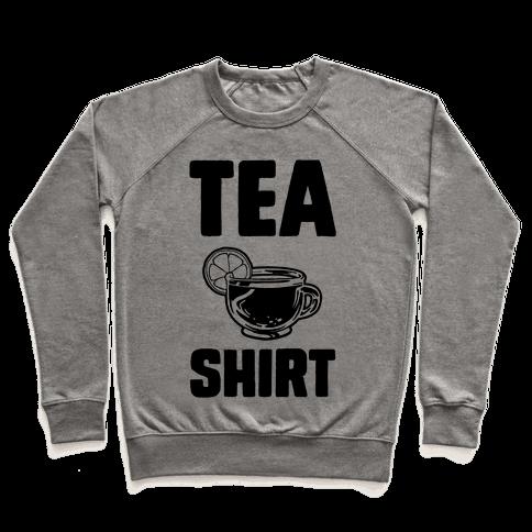 Tea Shirt Pullover