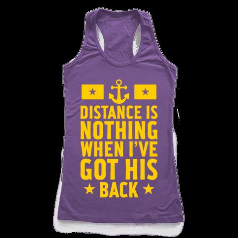 I've Got His Back (Navy)