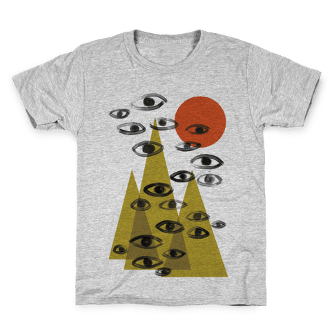 The Hills Have Eyes Kids T-Shirt