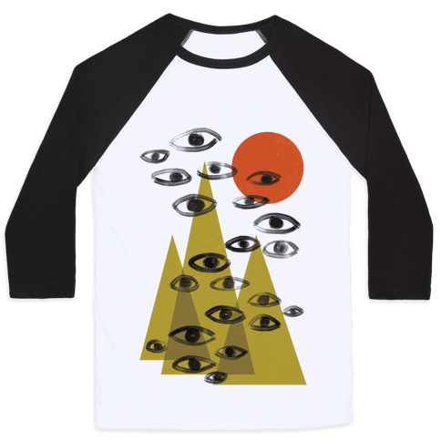 The Hills Have Eyes Baseball Tee