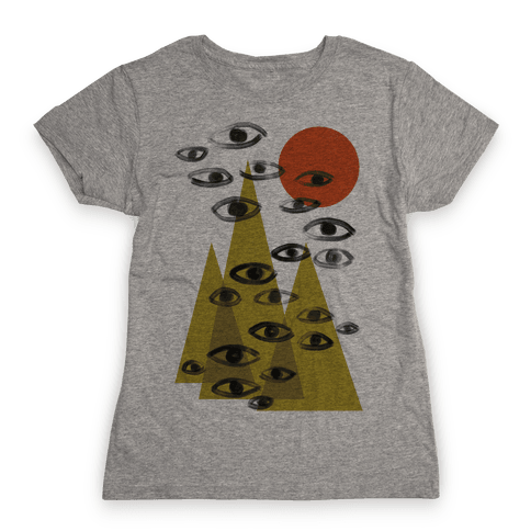 The Hills Have Eyes Womens T-Shirt