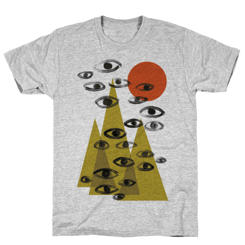 The Hills Have Eyes Mens T-Shirt