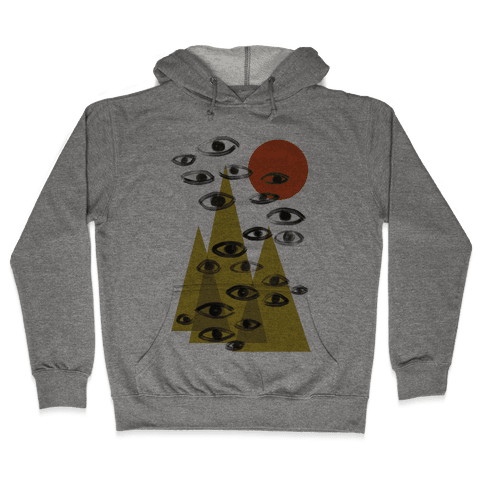 The Hills Have Eyes Hooded Sweatshirt
