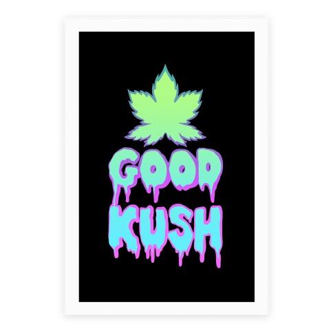Good Kush Poster