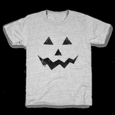 Jack Lantern Kids T-Shirt