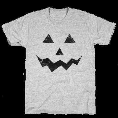 Jack Lantern Mens T-Shirt