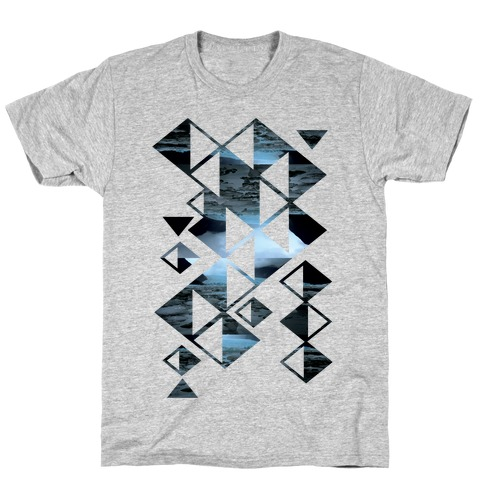 Glacier Collage T-Shirt