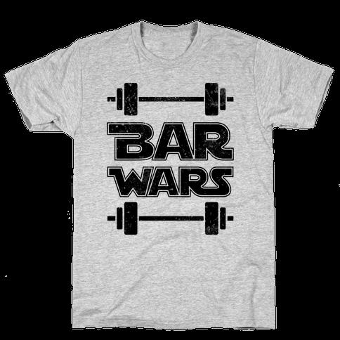 Bar Wars Mens T-Shirt