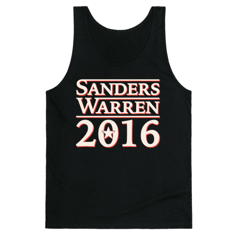 Sanders Warren 2016 Tank Top