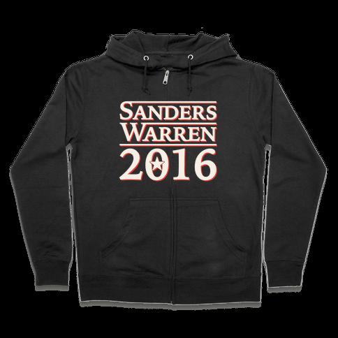 Sanders Warren 2016 Zip Hoodie
