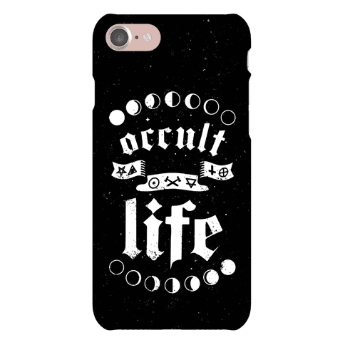 Occult Life Phone Case