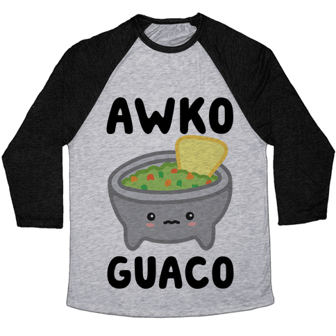 Awko Guaco Baseball Tee
