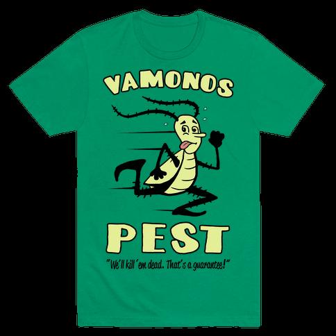 Vamonos Pest Mens T-Shirt