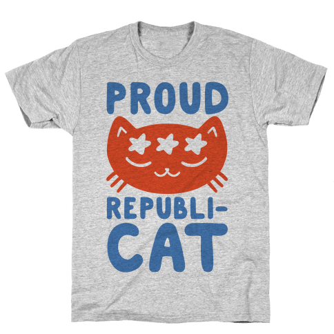Proud Republicat Mens T-Shirt