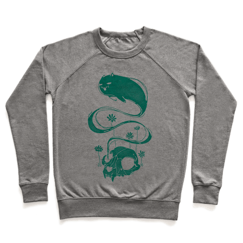 Cat Ghost Pullover