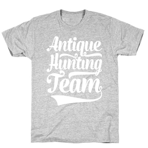 Antique Hunting Team T-Shirt