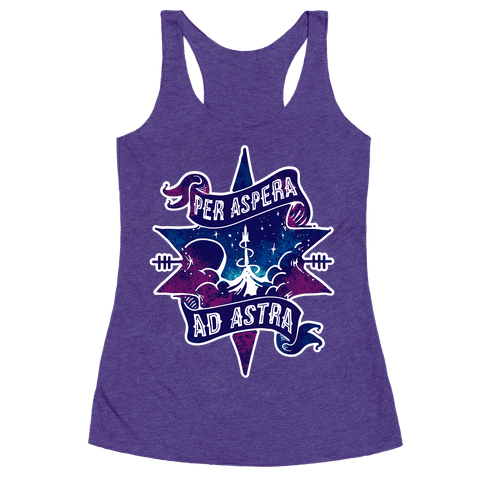ad astra per aspera The motto of kansas, ad astra per aspera is latin for to the stars through  difficulties john james ingalls coined the motto in 1861 stating, the aspiration  of.