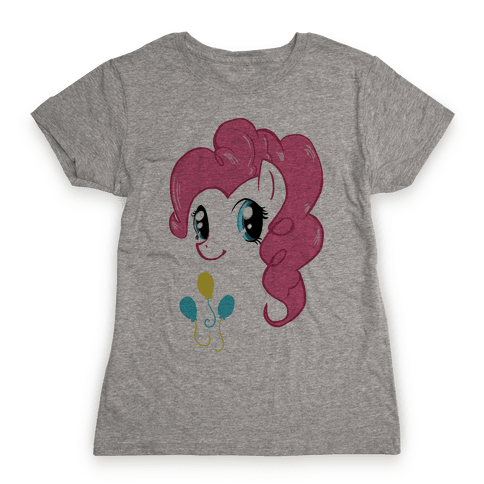 The Pink Pony Womens T-Shirt