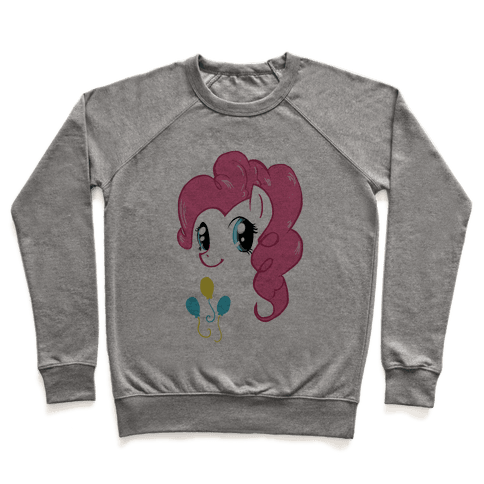 The Pink Pony Pullover