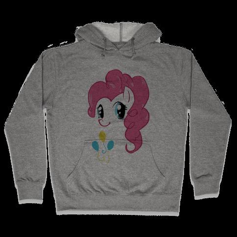 The Pink Pony Hooded Sweatshirt