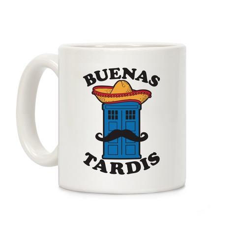 Buenas Tardis Coffee Mug