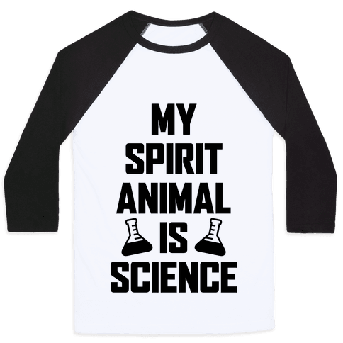 My Spirit Animal Is Science