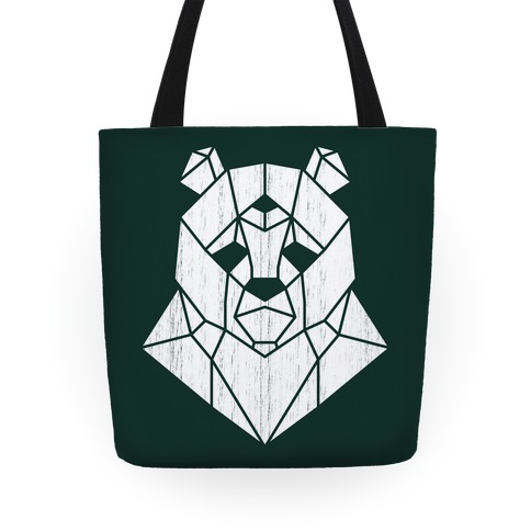 The Bear Sees All Tote