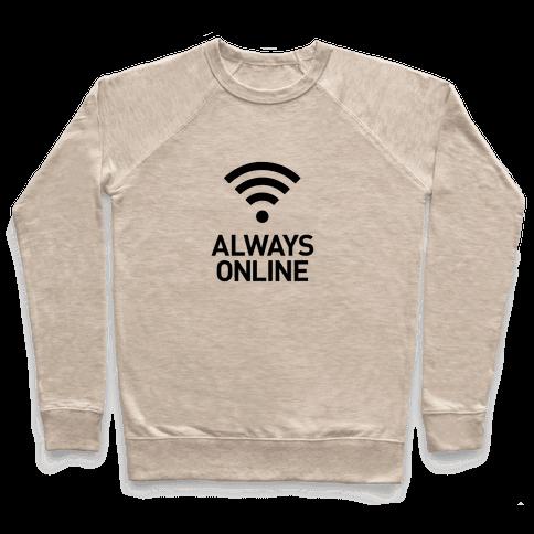 Always Online Pullover