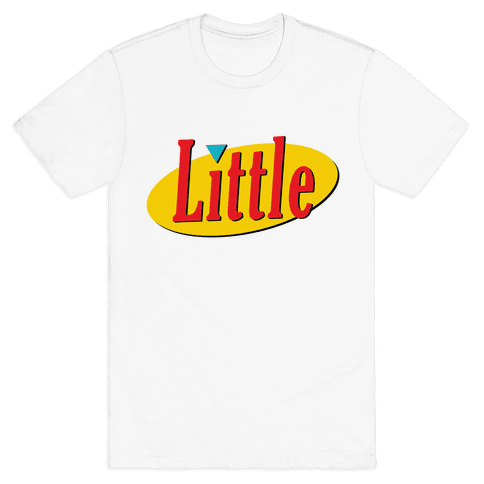 Little Seinfeld Mens T-Shirt