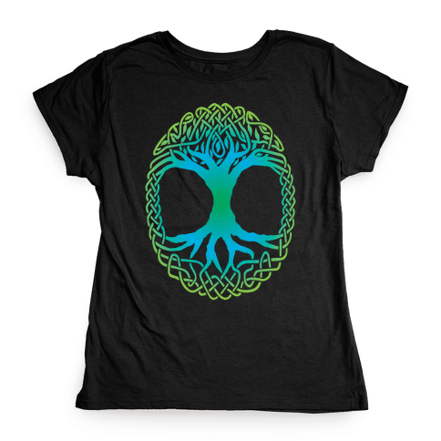 Tree Of Life Womens T-Shirt