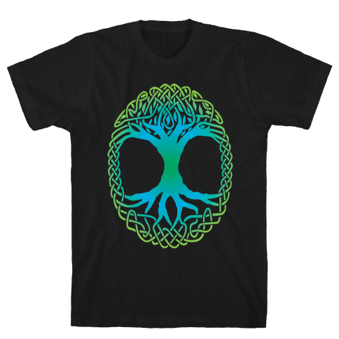 Tree Of Life Mens T-Shirt