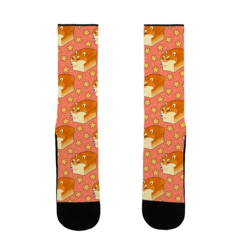 Shiba Inu Loaf Sock