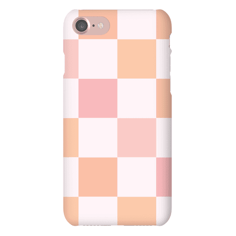 Checkered Case (Warm) Phone Case
