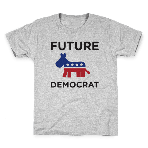 Democratic Baby Kids T-Shirt