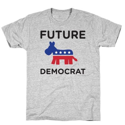 Democratic Baby T-Shirt