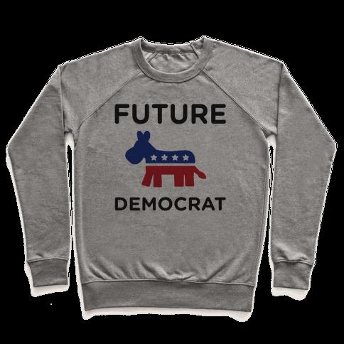 Democratic Baby Pullover