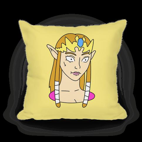 Zelda Face Parody
