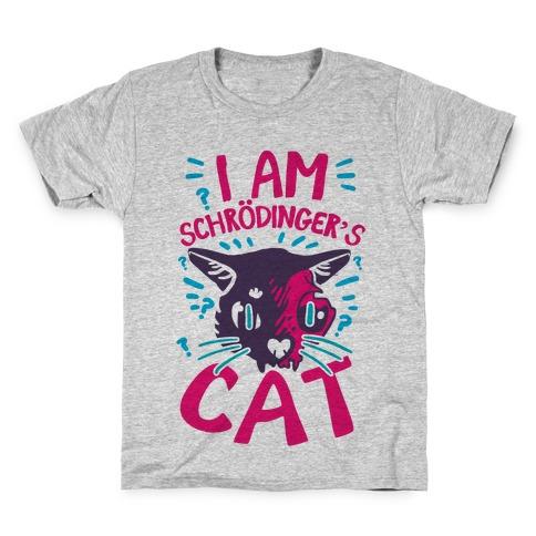 94a3c402a Schrodinger S Cat T-Shirts | LookHUMAN