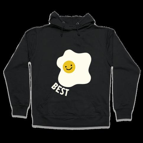 Best Breakfast (Eggs) Hooded Sweatshirt