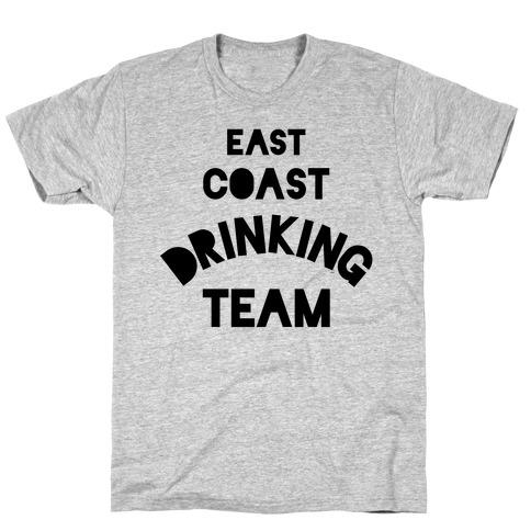 East Coast Drinking Team T-Shirt