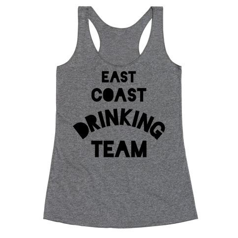 East Coast Drinking Team Racerback Tank Top