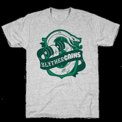 SlytherGAINS Mens T-Shirt