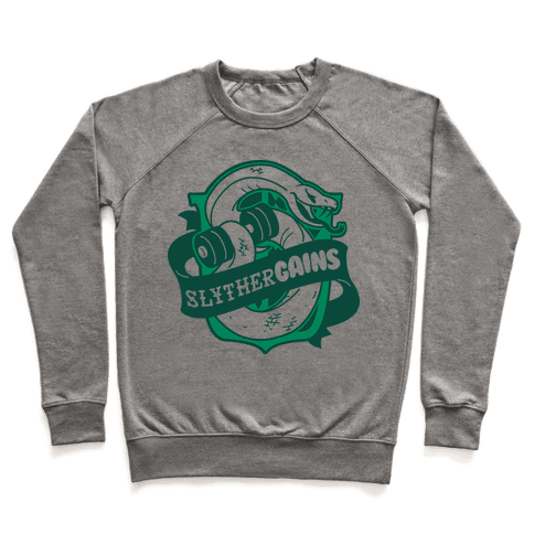 SlytherGAINS Pullover