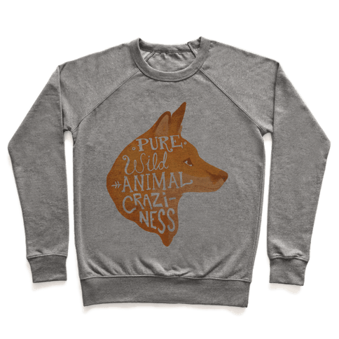 Pure Wild Animal Craziness Pullover