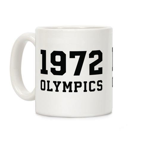 1972 Olympics Coffee Mug