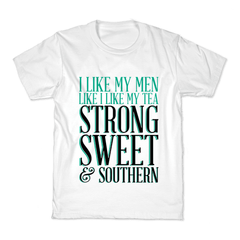 Sweet Tea Kids T-Shirt